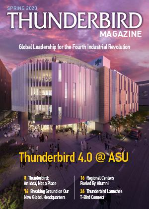 Thunderbird Magazine